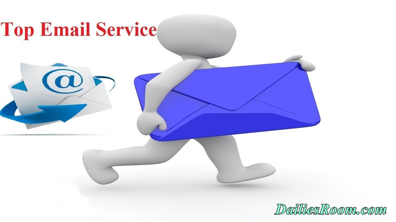 Best Email Service Providers | List Of Top 6 free Email Service Providers