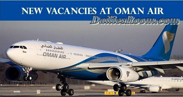 Oman Air Career Openings   www.omanair.com   Oman Air Job Application