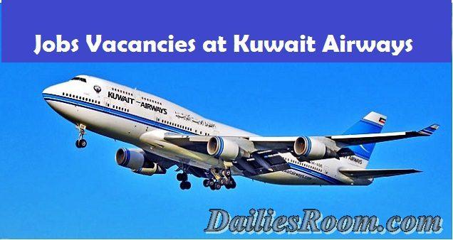 www.kuwaitairways.com; Kuwait Job Application Portal | Kuwait Careers