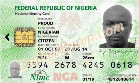 Is my ID Card Ready? Steps to Check National ID Card Status Online - NIMC
