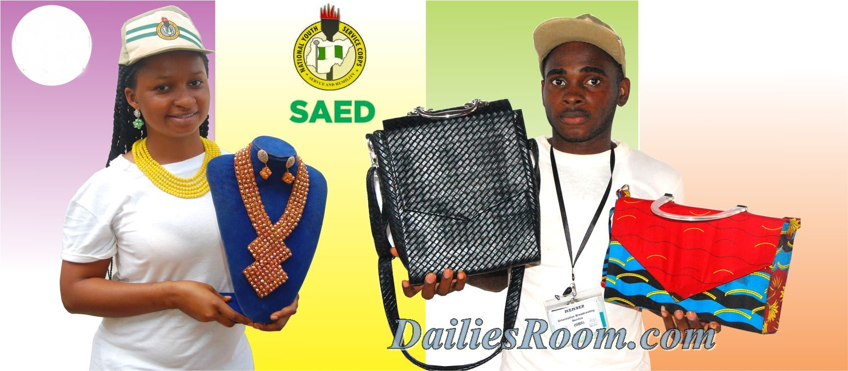 Free NYSC SAED Connect Account Registration | www.saedconnect.com