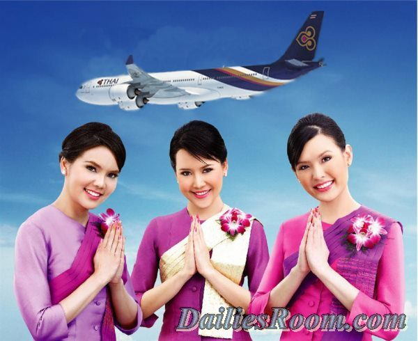 Thai Airways International Careers - Apply for Thai Airways International Jobs