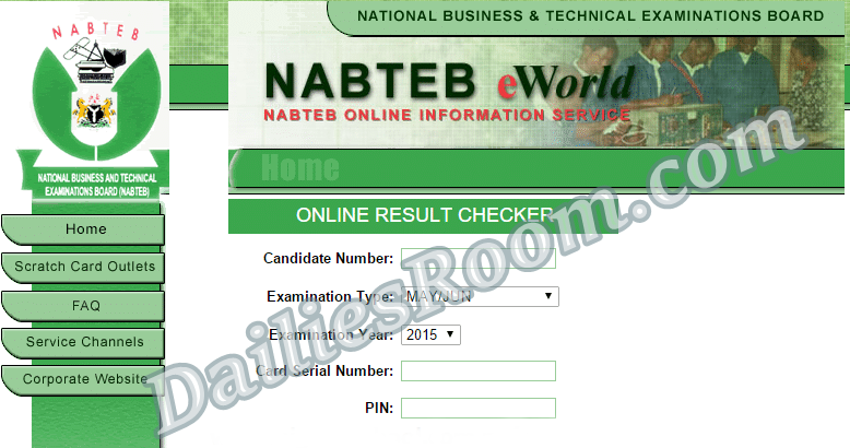Steps To Check NABTEB May/June Result | NABTEB Online Result Checker