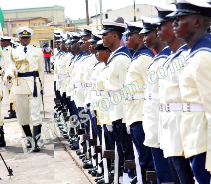 Nigerian Navy DSSC Course 26 Candidates Requirements For Training