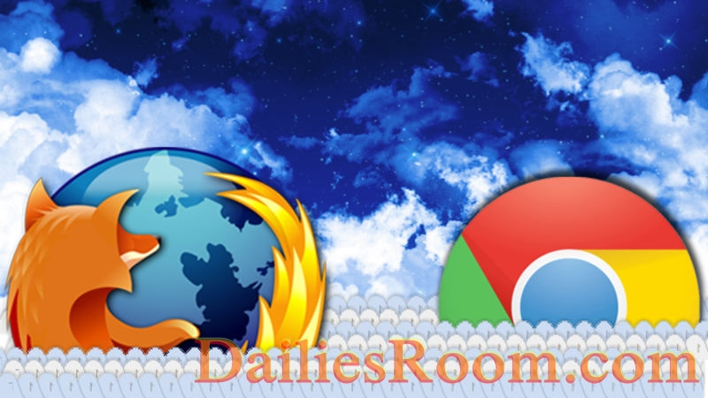 How to Restore already Closed Tabs on Desktop Browsers; Firefox, Chrome