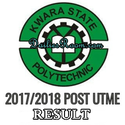 2017 KWARAPOLY Post Utme Screening Result - Check Result HERE