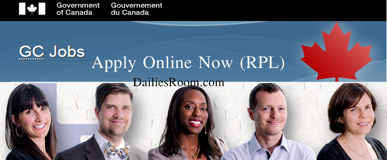 Canada Job Recruitment of Policy Leaders (RPL) program: Apply Online Now