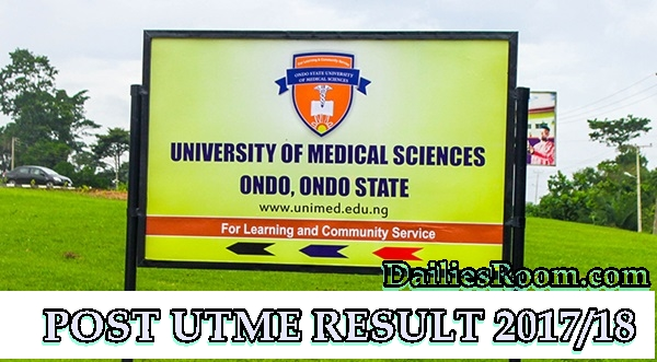 How to Check UNIMED Post Utme Result Online - www.unimed.edu.ng
