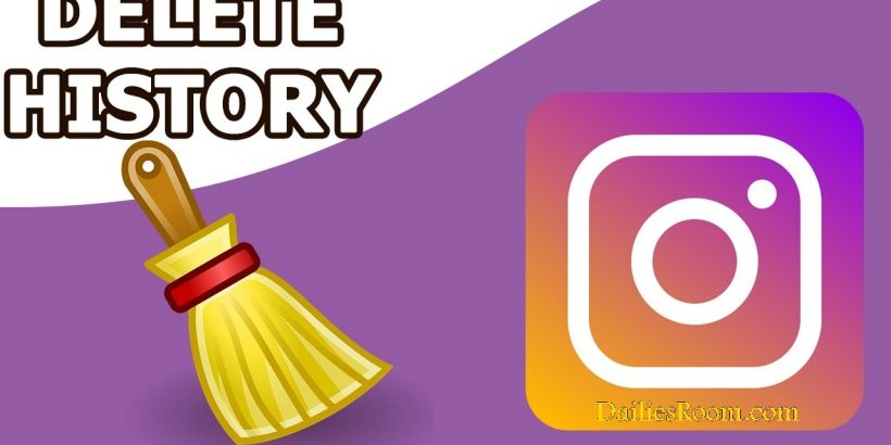 How to Delete Instagram Search History | Clear Search On Instagram