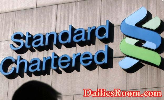 2019 Standard Chartered Bank Internship Programme Application Guide