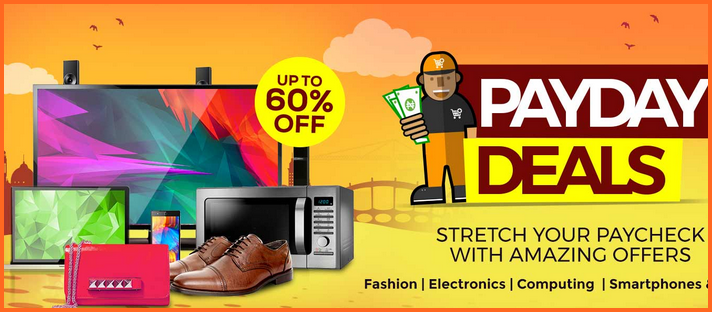 Deals of the day online shopping