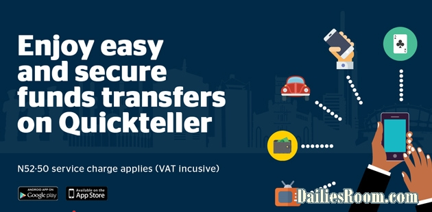 Easy Quickteller App Download for Android Device at www.quickteller.com