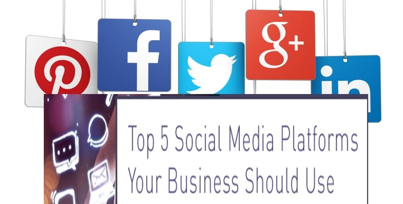 Best Social Media Platforms for Marketing | 7 Business Social Media Sites