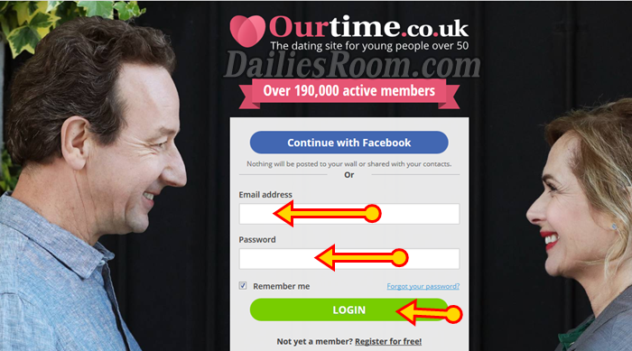 Ourtime Reviews: OurTime Online Dating Site Sign Up - Ourtime.com Login