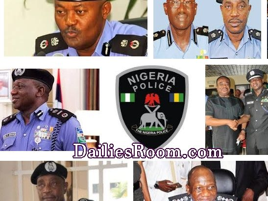 List Of Past IGPs In Nigeria   Inspector General Of Police (1964 Till Date)