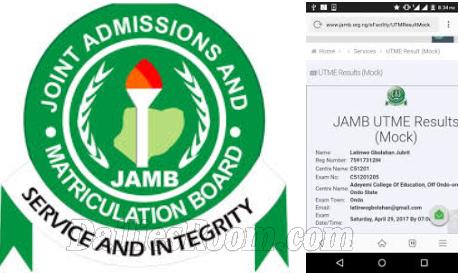 www.jamb.org.ng/eFacility - 2018 JAMB Mock Result Checking Process