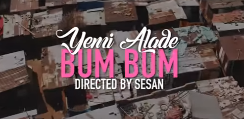 Watch and Download Yemi Alade – Bum Bum (New Music Video)