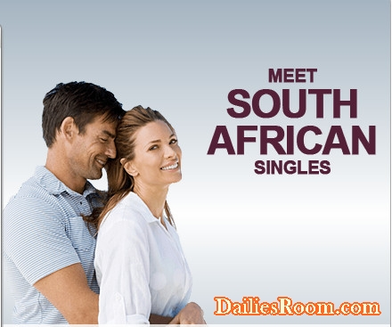 Meet South African Singles Online - South African Dating Site Sign Up
