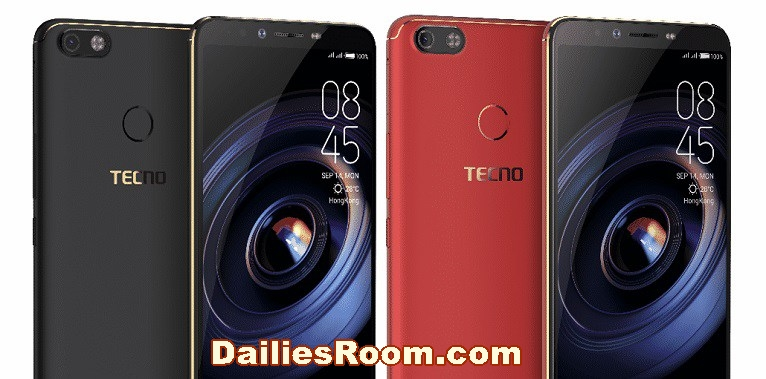 Full Specification: Tecno Camon X Pro Price, Details, Reviews in Nigeria