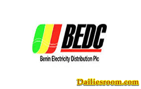 Benin Electricity Distribution Plc | BEDC Job Recruitment 2018 - Apply here