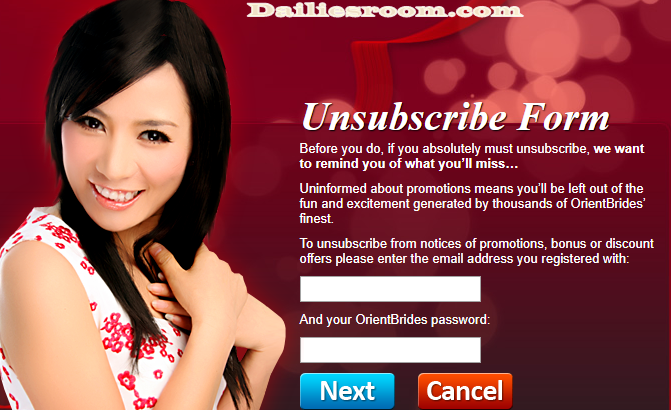 How to Unsubscribe From AsianDate Emails - unsubscribe@asiandate.com