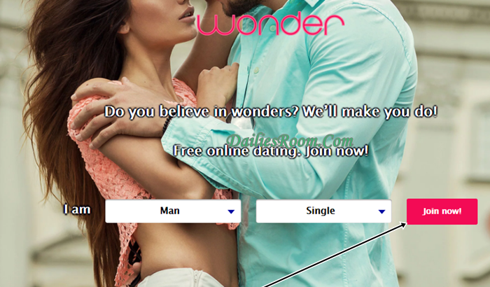 www.wonder.dating Sign Up With Facebook - Free Wonder Dating Profile SignUp