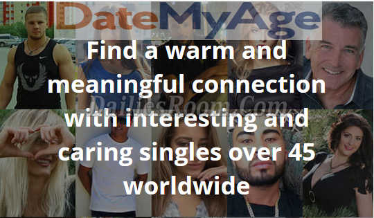 Datemyage Review - DateMyAge Sign up / DateMyAge.com Account Registration