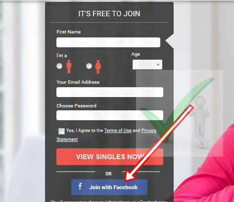 Join free Afrointroductions.com signup With Facebook - Login Afrointroductions