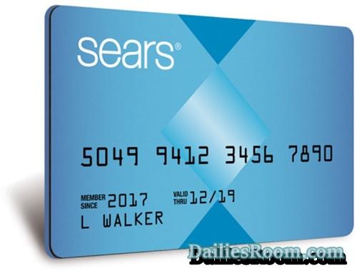 Sears Credit Card Application | Searscard com Login - Sears Customer Service