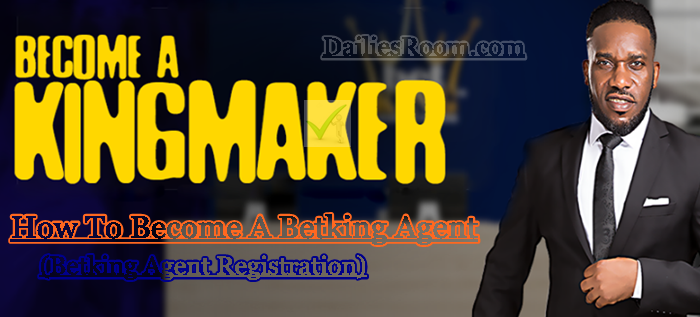 Betking Agent Registration Guide - How To Become A Betking Agent