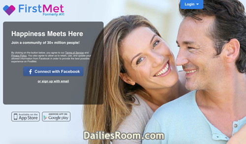 www.firstmet.com Sign in | FirstMet Facebook Login To Meet Mature Singles