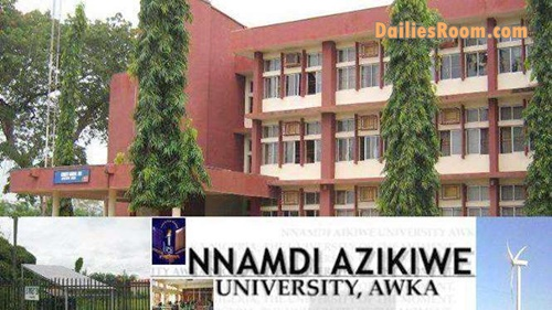 2018 Unizik Post Utme Screening Date, Time and Venue