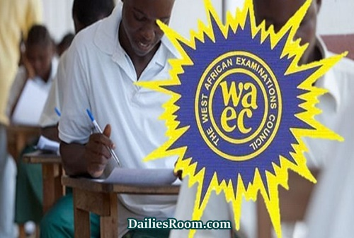 2019/2020 WAEC GCE Registration: GCE 1st Series Application Guide