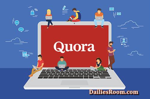 Quora.com Sign in Page - Quora Login With Facebook, Google