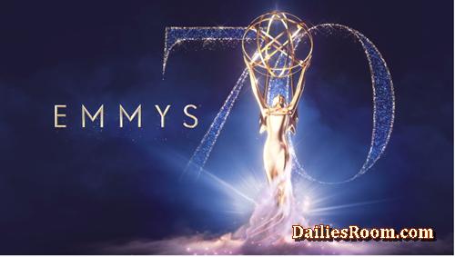 2018 Emmy Awards Winners Full List: 70th Primetime Emmy Awards