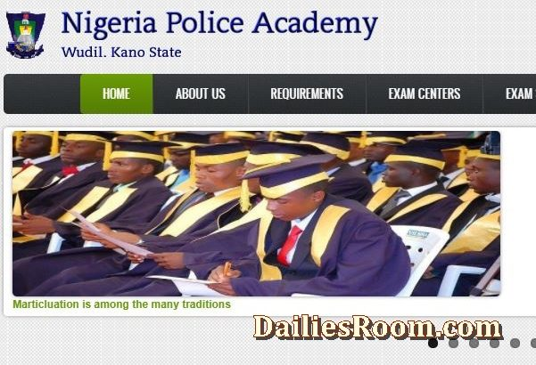 How To Check 2018/2019 Nigerian Police Academy Admission List