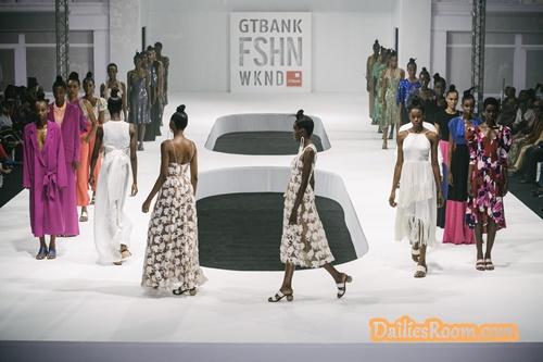 2018 GTBank Fashion Weekend Schedule: fashionweekend.gtbank.com