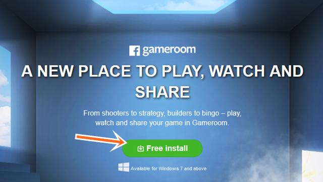 Download FB Games Online from Facebook.com/gameroom/download