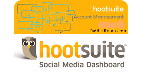 HootSuite.com Sign In Page - HootSuite Login With Facebook, Twitter