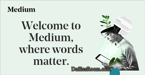 Steps To Medium Login With Social Networks & Email Address