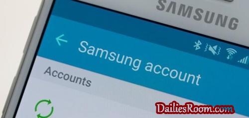 Samsung Sign Up - Samsung Login: Samsung Account Benefit