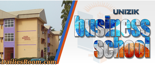 2018 UNIZIK Business School Application | UBS Admission Requirements