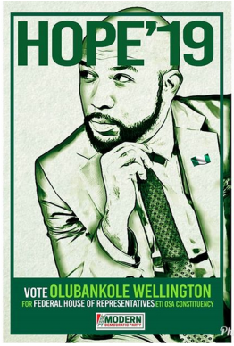 Banky W Full Speech For House Of Rep Declaration Bid (FULL STATEMENT)