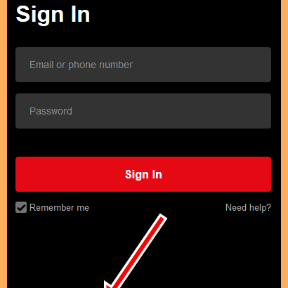 Netflix Login With Facebook Account Guide - NETFLIX FACEBOOK LOGIN