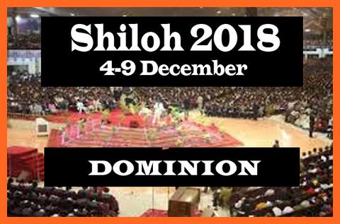Shiloh 2018 Live Broadcast Centres, Dates & Shiloh 2018 Theme
