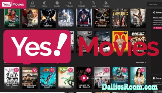 How To Login & Watch YesMovies Tv Series Online At www.yesmovies.net