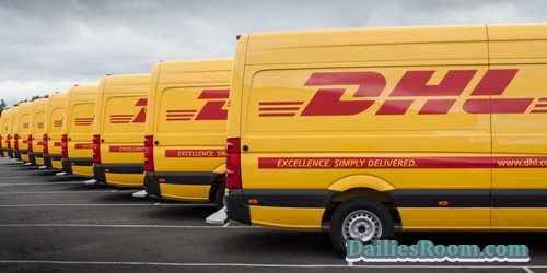 How To Track DHL Express Shipments On www.dhl.com.ng