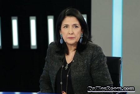 First Female President Of Georgia: Salome Zurabishvili Biography