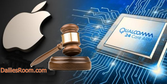 Why China Court Bans Sales Of iPhone - Qualcomm and Apple Update