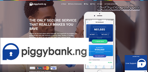 Step-by-Step Guide To Piggybank Registration & Login Online